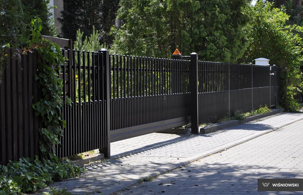 Grindar, staket, stängsel. System Premium