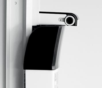 segmentportar prime externa optiska sensorer