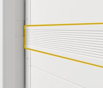 prime portar gummiförseglingar (panelledstäcken)