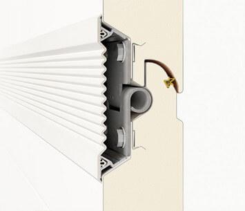 prime portar panelledstätning