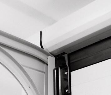 segmentportar prime integrerat axel- och fjädertäcke