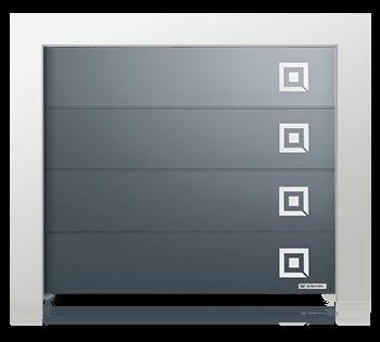 prime panelport med dekorativa applikationer