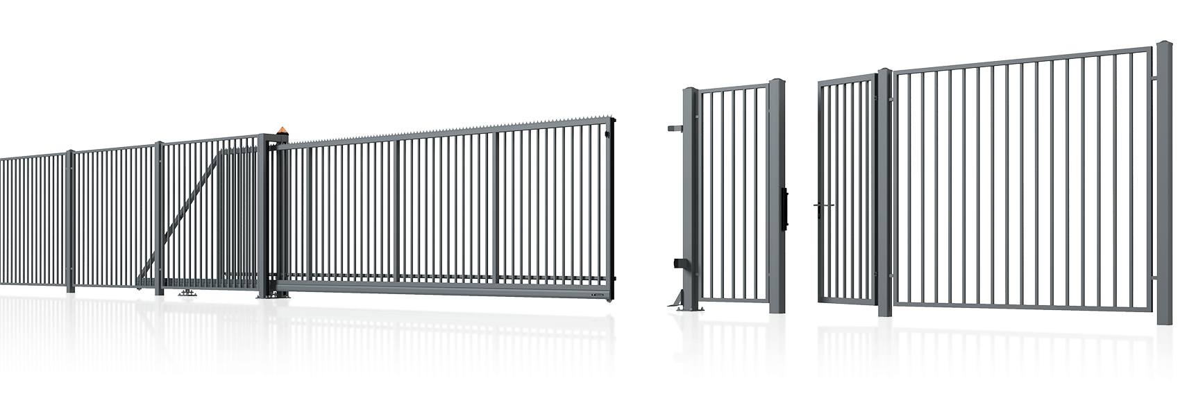 Industriella segment system_pi95